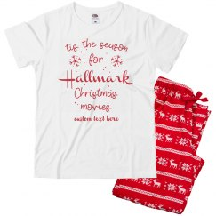 Custom Christmas Movies Pajamas Kids