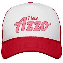 I love Azzo