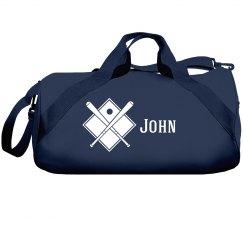 John's Baseball Bag