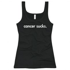 Cancer Sucks Tank