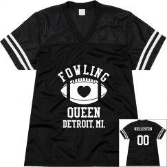 Fowling queen