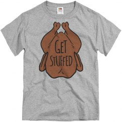 Get Stuffed Funny Shirt