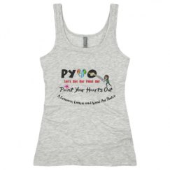 Ladies Slim Fit Basic Promo Tank