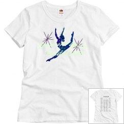Adult 2018 Recital T-shirt:  Dreams and Legacies
