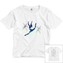Childrens 2018 Recital T-shirt:  Dreams and Legacies