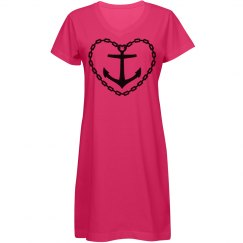 Cruise Heart Coverup