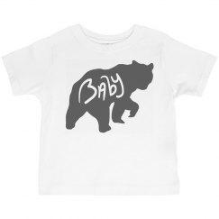 Baby Bear Child Love