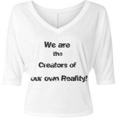we are the creators