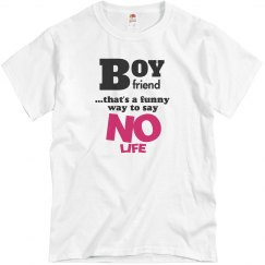 Boyfriend...