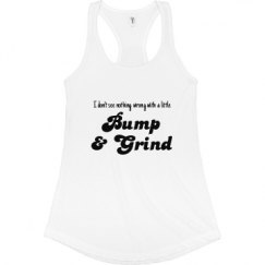 Ladies Slim Fit Racerback Tank Top