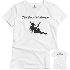 Womens Pirate Wench T