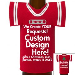 Custom Beer Bottle Cover