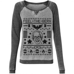 Bernie's Softest Sweater