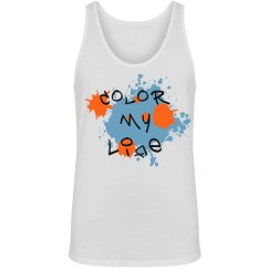 Color My Life (Orange & Blue)