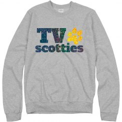 TV Glitter Sweatshirt #1