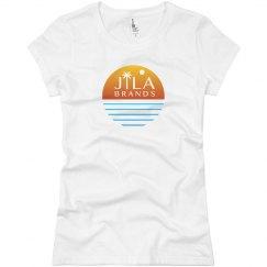 Jila logo tshirt - Women's