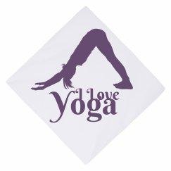 Walking Yoga Billboard