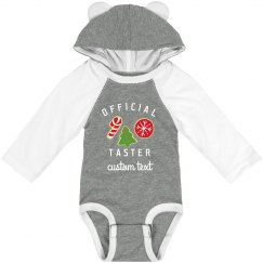 Baby Cookie Taster Cute Bodysuit