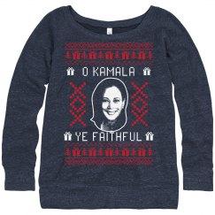 Funny Christmas Kamala Sweater