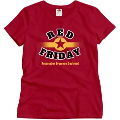 RED Friday Star