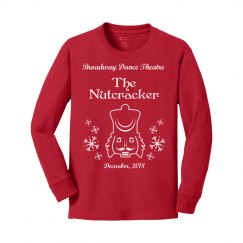 Nutcracker Shirt-2018 (Youth)