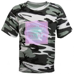 Youth Camouflage Tee