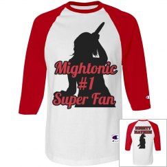 Mightonic SF Baseball Tee