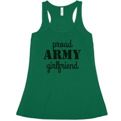 I'm A Proud Army Girlfriend