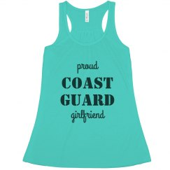 I'm A Proud Coast Guard Girlfriend