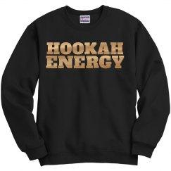 Hookah Energy Gold