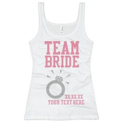 Team Bride Giant Ring