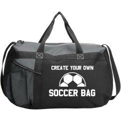Create A Custom Soccer Design