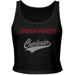Junior Varsity Cheer Tank