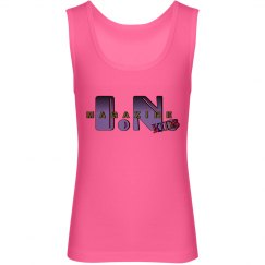 Youth girls I.N. Tank top