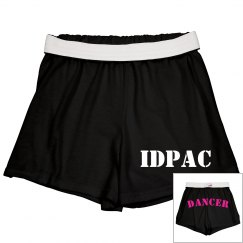 YOUTH dancer shorts PINK