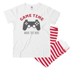 Customized Gaming PJ's