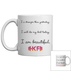 Positive Self Talk Mug
