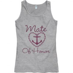 Mate / Maid of Honor
