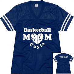 Basketball Mom Jersey
