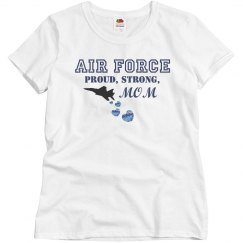 Mother's Day Tee USAF