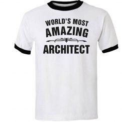 Most  amazing architect