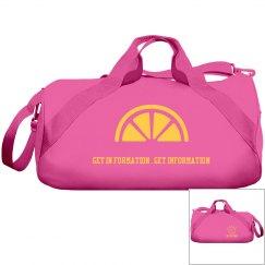 Formation Gym Bag (Yellow)