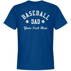 Baseball Team Dad