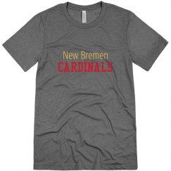 New Bremen unisex tee
