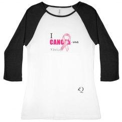 Cancer Team Tee I Thrive!