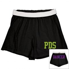 PDS Glitter Shorts