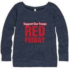 Support Red Friday