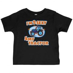 Kids Tractor Design