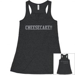 Gray Cheesecake