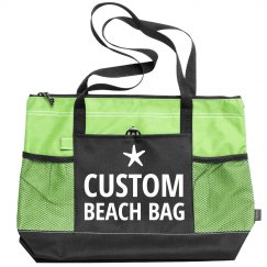 Star Fish Custom Text Beach Gear
